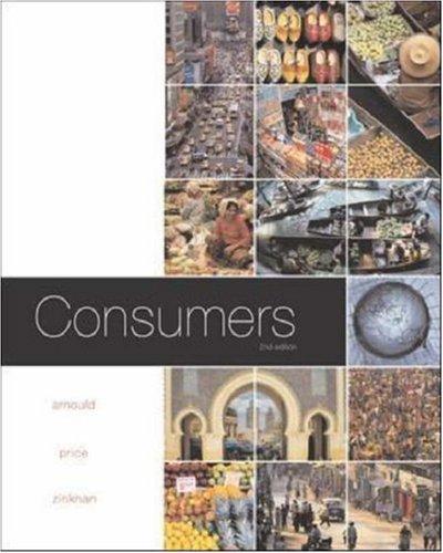Consumers 9780072537147