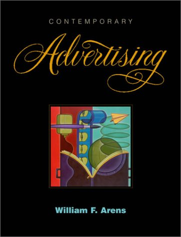 Contemporary Advertising with Powerweb [With CDROM] 9780072500417