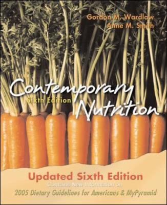 Contemporary Nutrition Update 9780073302102