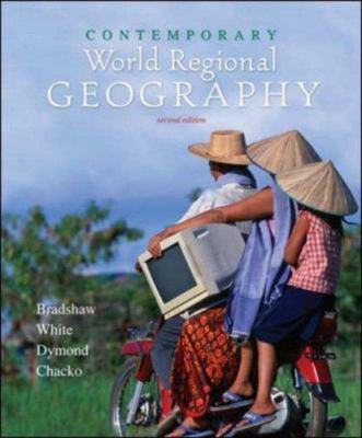 Contemporary World Regional Geography [With Interactive World Issues CD-ROM] 9780073302706