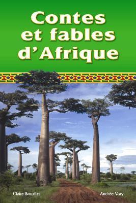 Contes Et Fables D'Afrique 9780078600432
