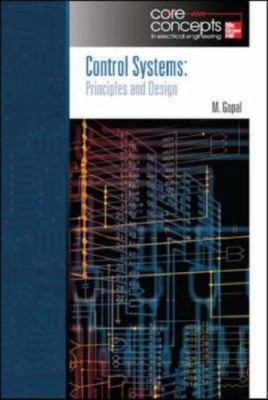 Control Systems: Principles and Design 9780073529516
