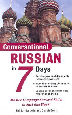 Conversational Russian in 7 Days 9780071432801