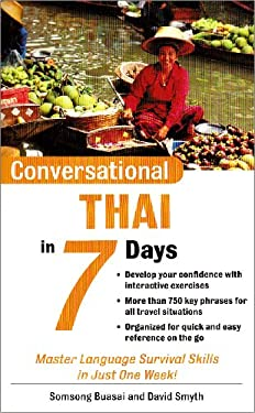 Conversational Thai in 7 Days 9780071432900