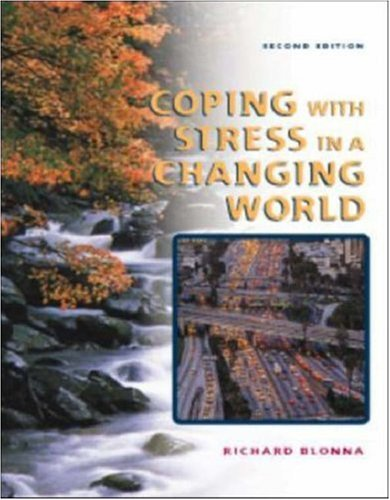 Coping with Stress in a Changing World with Letting Go of Stress Audiotape