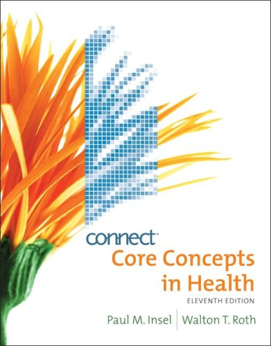 Core Concepts in Health 9780077344283