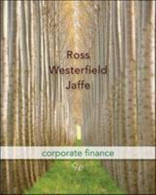 Corporate Finance 9780073382333