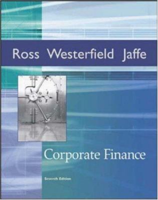 Corporate Finance + Student CD-ROM + Standard & Poor's Card + Ethics in Finance Powerweb [With CD-ROM and Standard & Poor's Card W/Olc with Powerweb] 9780072971231