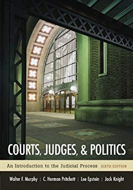 Courts, Judges, and Politics 9780072977059