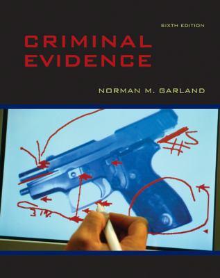 Criminal Evidence 9780073527994