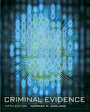 Criminal Evidence 9780072993301