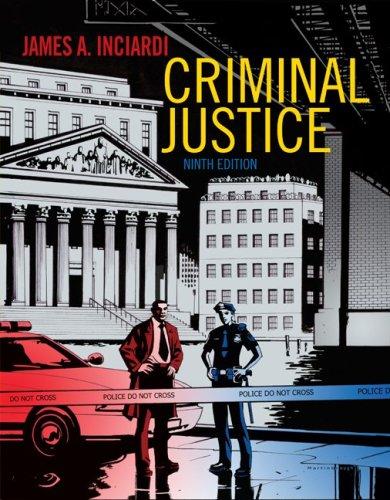 Criminal Justice 9780073527963