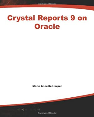 Crystal Reports 9 on Oracle 9780072230796