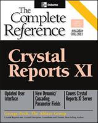 Crystal Reports XI 9780072262469
