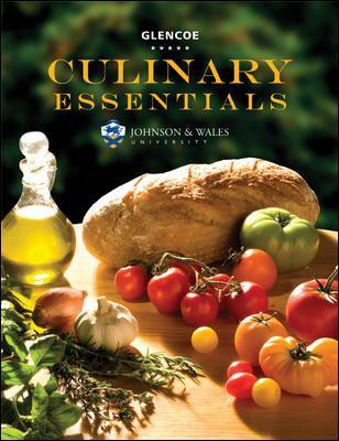 Culinary Essentials Student Edition 9780078883590