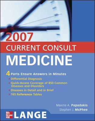 Current Consult Medicine 9780071472180