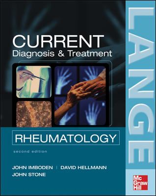 Current Rheumatology Diagnosis & Treatment 9780071460408