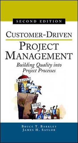 Customer-Driven Project Management 9780071369824