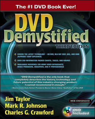 DVD Demystified [With DVD] 9780071423960