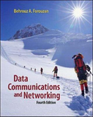 Data Communications and Networking 9780073250328