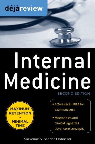 Deja Review Internal Medicine 9780071715171