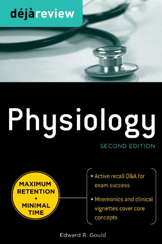 Deja Review Physiology 9780071627252