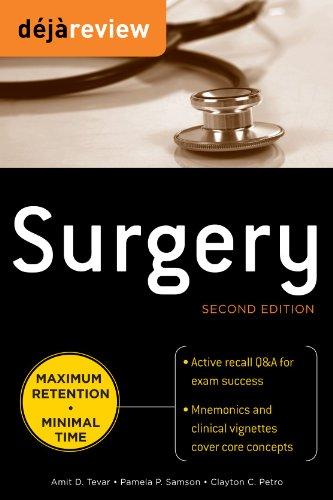 Deja Review Surgery 9780071715126