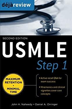 Deja Review USMLE Step 1, Second Edition 9780071627184
