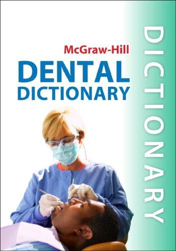 Jaypee's Dental Dictionary 9780071759984