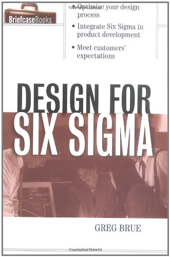 Design for Six SIGMA 9780071413763