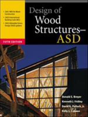 Design of Wood Structures - ASD 9780071379328