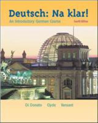 Deutsch: Na Klar! (Student Edition + Listening Comprehension Audio CD) Student Package 9780072845525