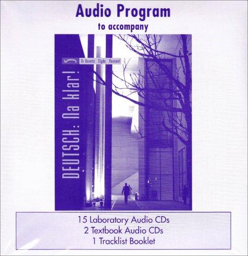 Deutsch: Na Klar! Audio Program