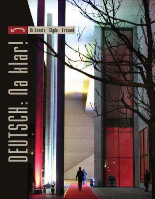 Deutsch: Na Klar! an Introductory German Course 9780073535326
