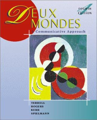 Deux Mondes: A Communicative Approach 9780072320701