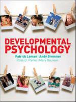 Developmental Psychology. Patrick Leman ... [Et Al.]