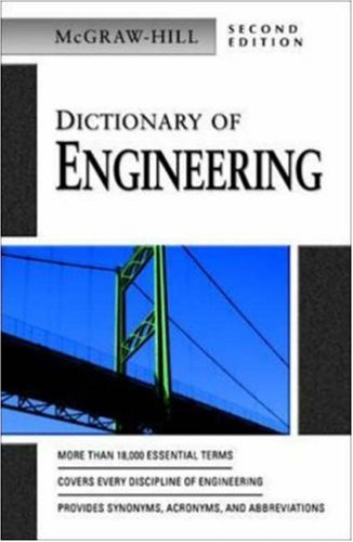 Dictionary of Engineering 9780071410502