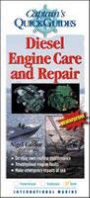 Diesel Engine Care and Repair 9780071474689