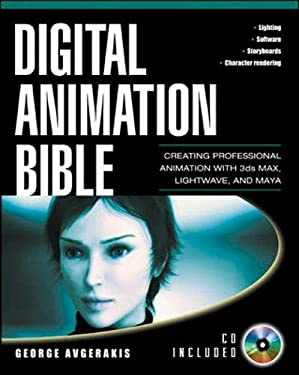 Digital Animation Bible [With CDROM] 9780071414944