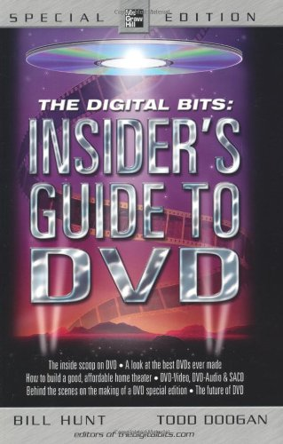 Digital Bits Insider's Guide to DVD 9780071418522