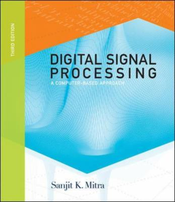 Digital Signal Processing 9780073048376