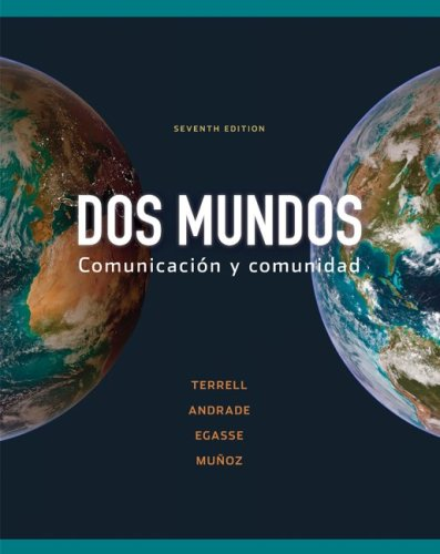 Dos Mundos: Comunicacion y Comunidad 9780073385211