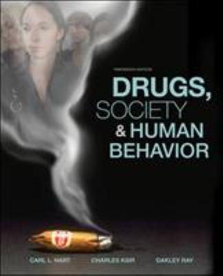 Drugs, Society, and Human Behavior 9780073380797