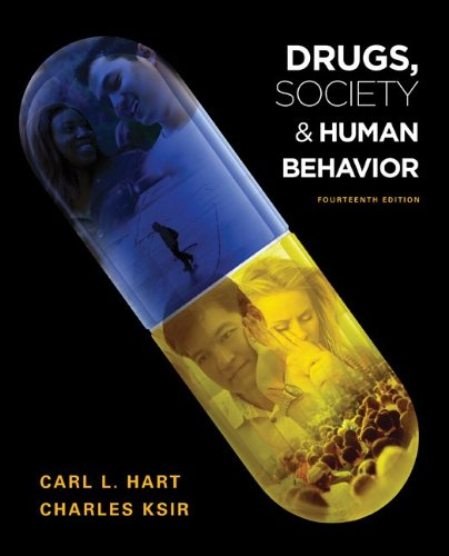 Drugs, Society & Human Behavior 9780073380902