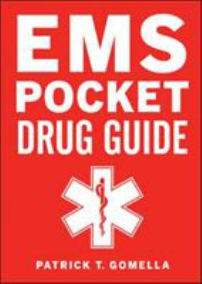EMS Pocket Drug Guide 9780071664073