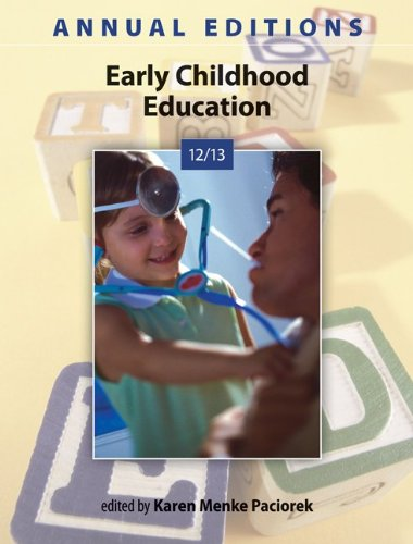 Early Childhood Education 9780078051265