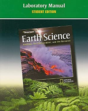 Earth Science Laboratory Manual 9780078791970