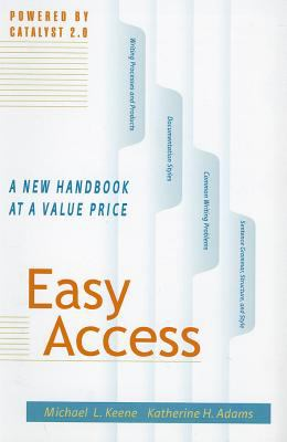 Easy Access: The Pocket Handbook for Writers 9780072876925
