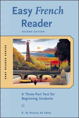 Easy French Reader 9780071428484