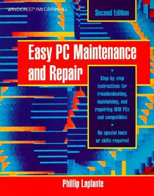 Easy PC Maintenance and Repair 9780070364332